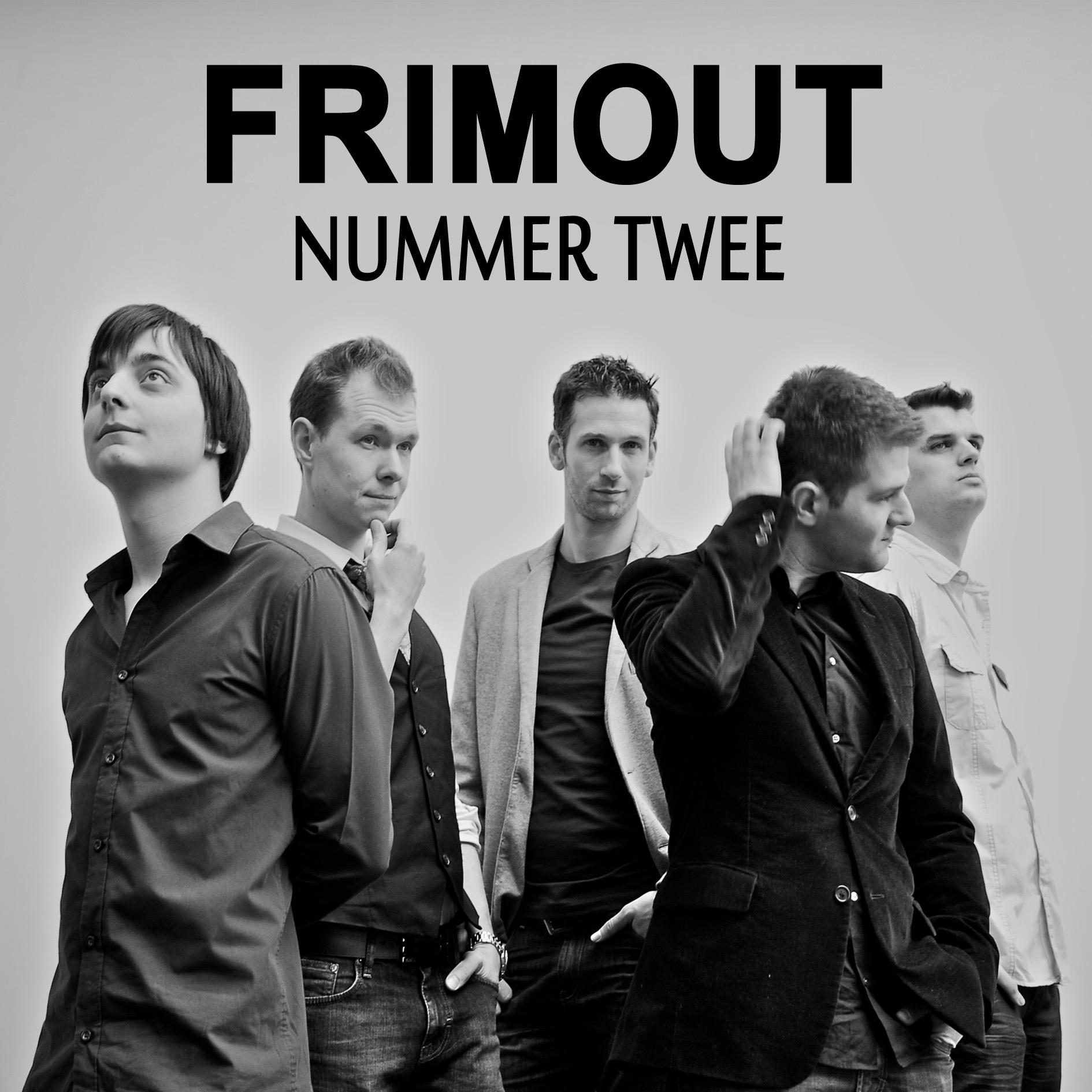 Frimout - Nummer Twee (hoes)